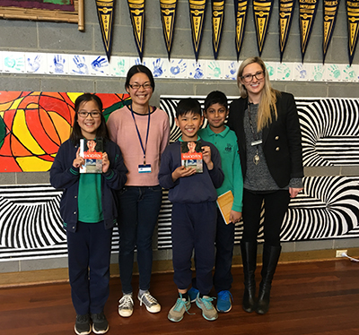 Wai Chim at Glen Waverley Primary School